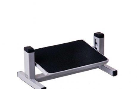 Acessórios ergonômicos são fundamentais para uma melhor produtividade, proporcionam conforto e protegem o usuário da má postura, prevenindo a *L.E.R.