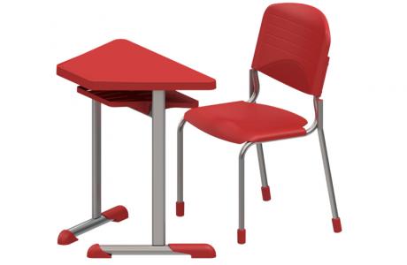 Móveis para salas de aula e para todo ambiente escolar. Pré escolar, educação infantil e adultos.
