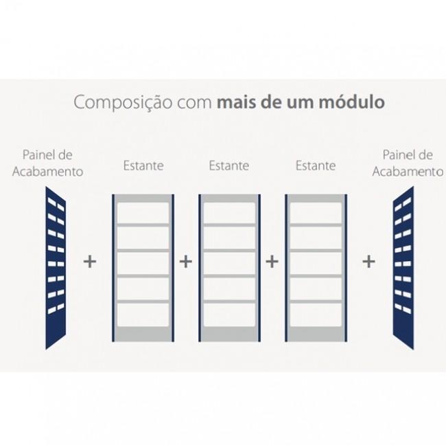 Composição W-Teka mais modulos