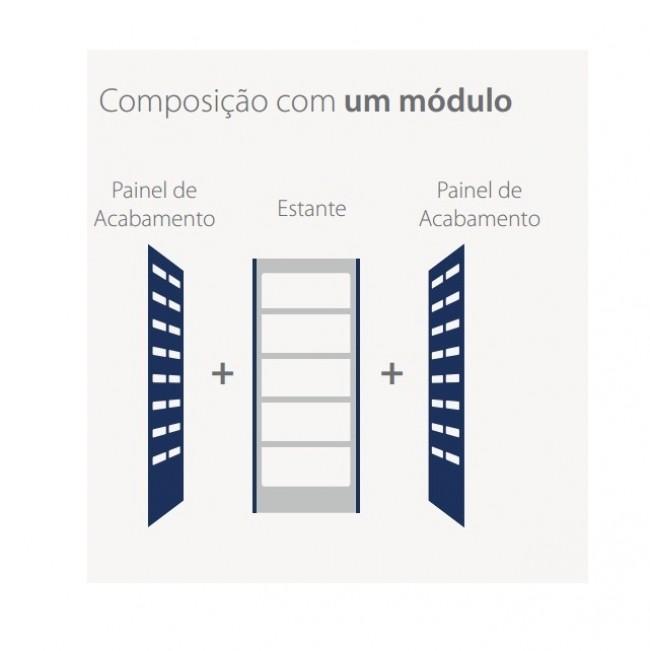 Composição W-Teka um modulos