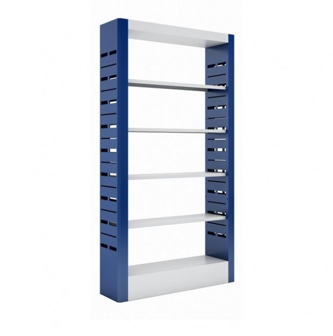 Estante Biblioteca simples 4P