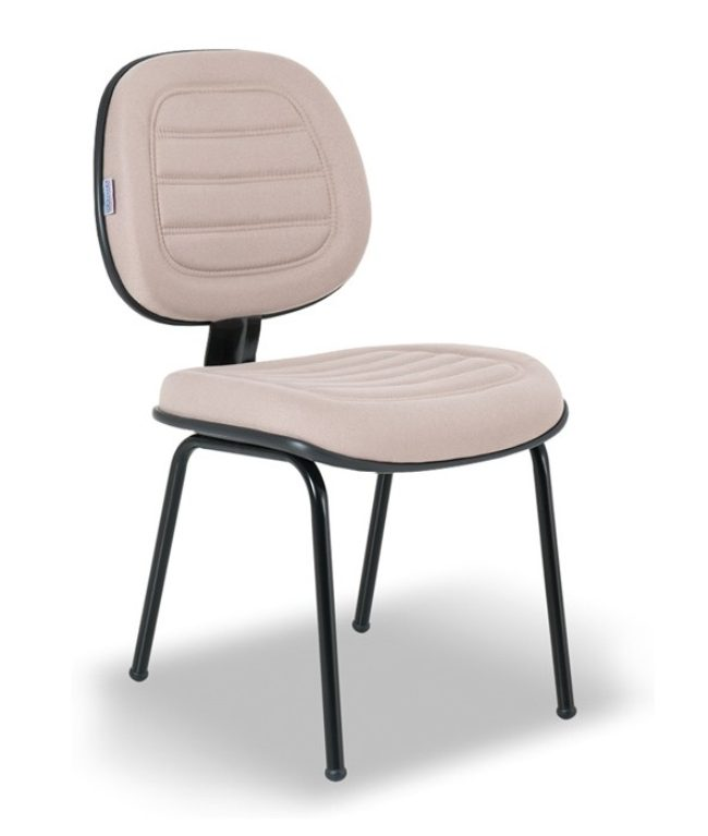 Cadeira Secretária 4 pés