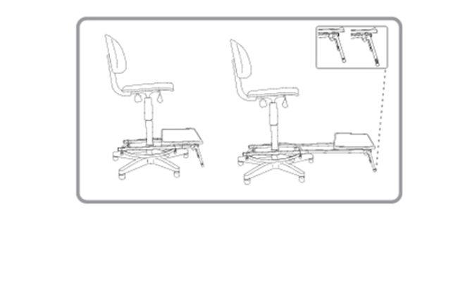 Apoio para pé 1012 Cadeira Caixa_2