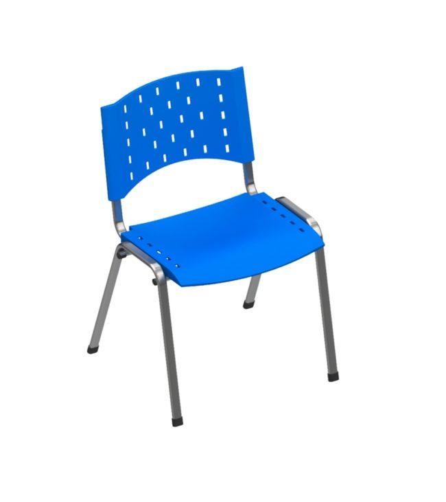 Cadeira Atuali 4 pés