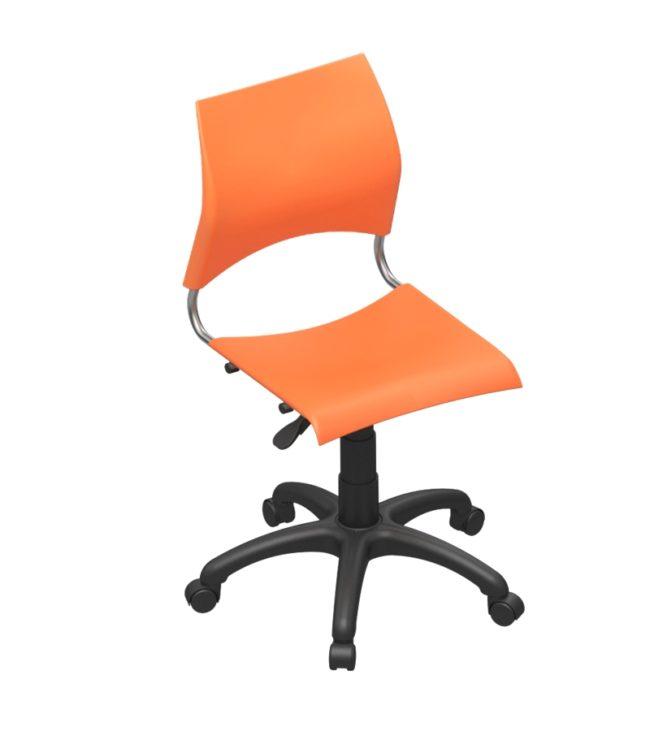 cadeira comodita giratória