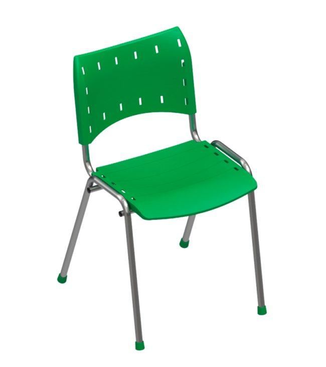cadeira compact 4 pés