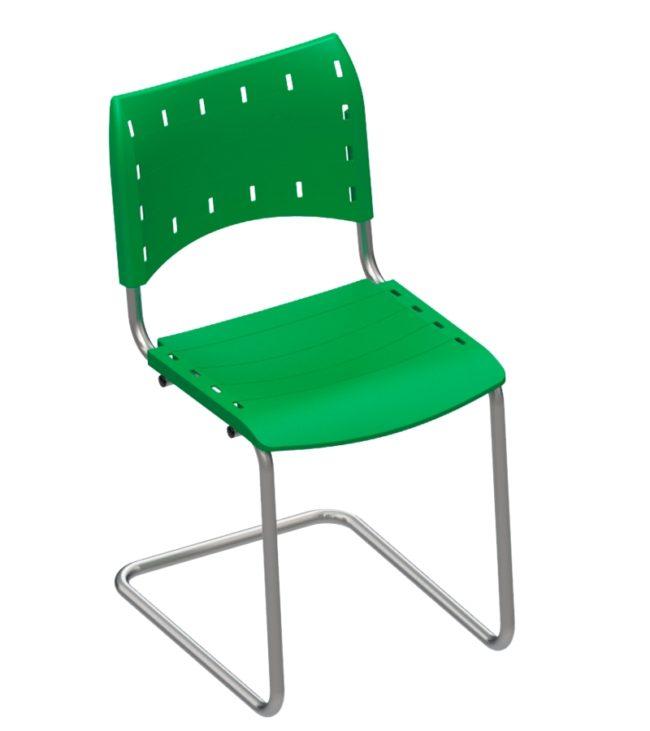 cadeira compact base continua