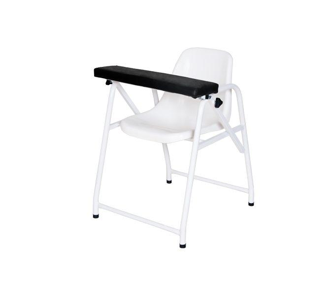 Cadeira de coleta plastica