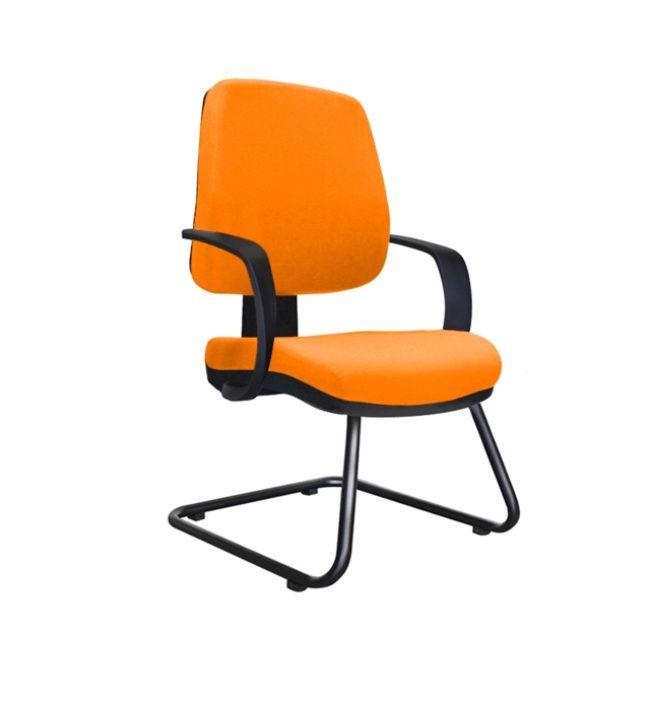 Cadeira One_Staff_base_fixa