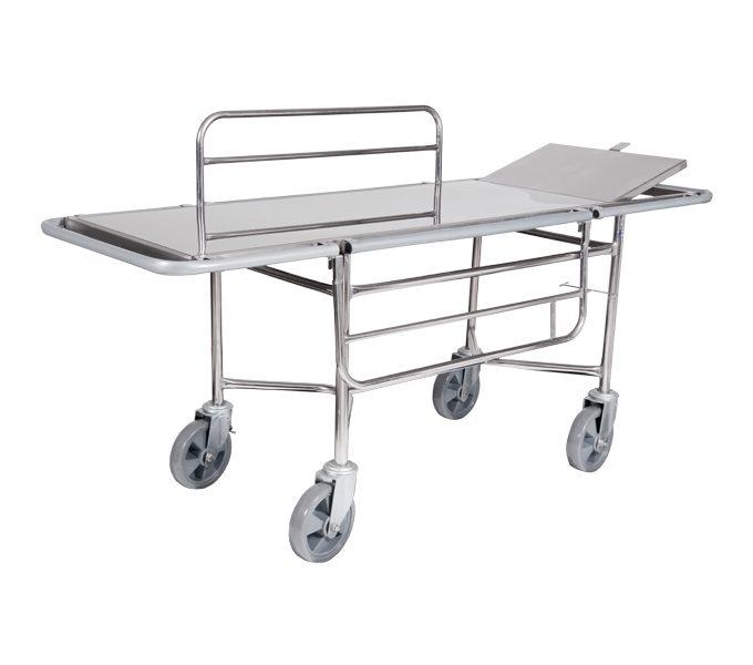 CARRO MACA HOSPITALAR – MS-04.001-REF A