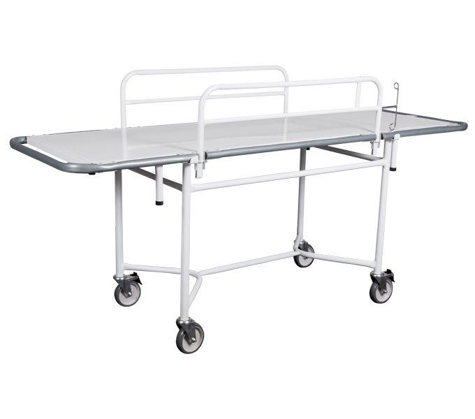 CARRO MACA HOSPITALAR – MS-04.001-REF B