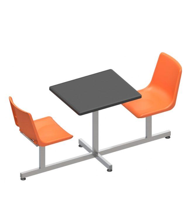 conj. cadeira concha e mesa
