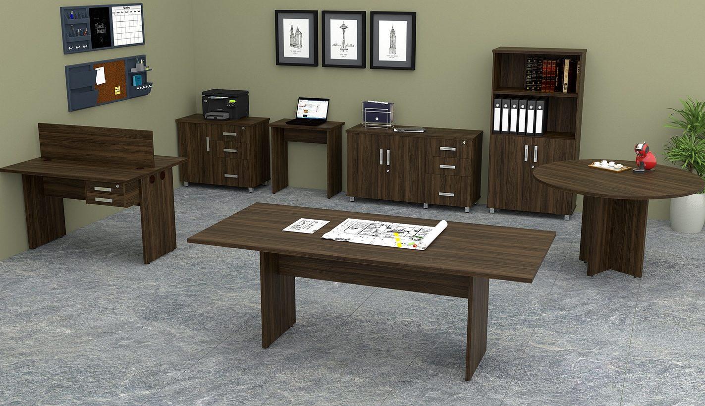 Linha Alternativa mesa de reunião
