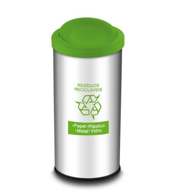 lixeira_seletiva_tampa_basculante_resíduos_recicláveis