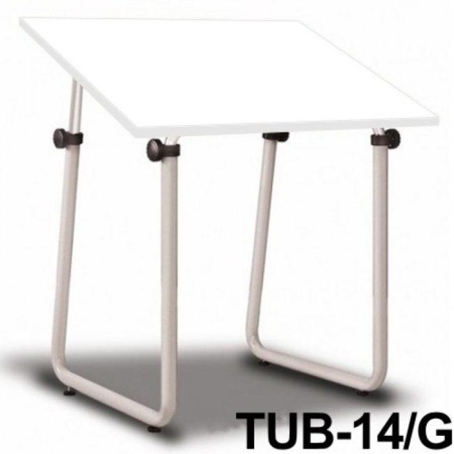 Mesa tubular para desenho-14G