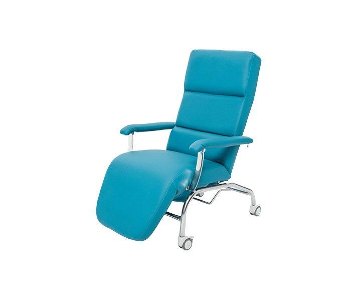 Poltrona hospitalar reclinavel B