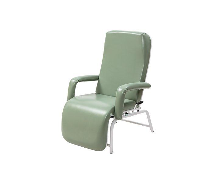 poltrona hospitalar reclinavel - F