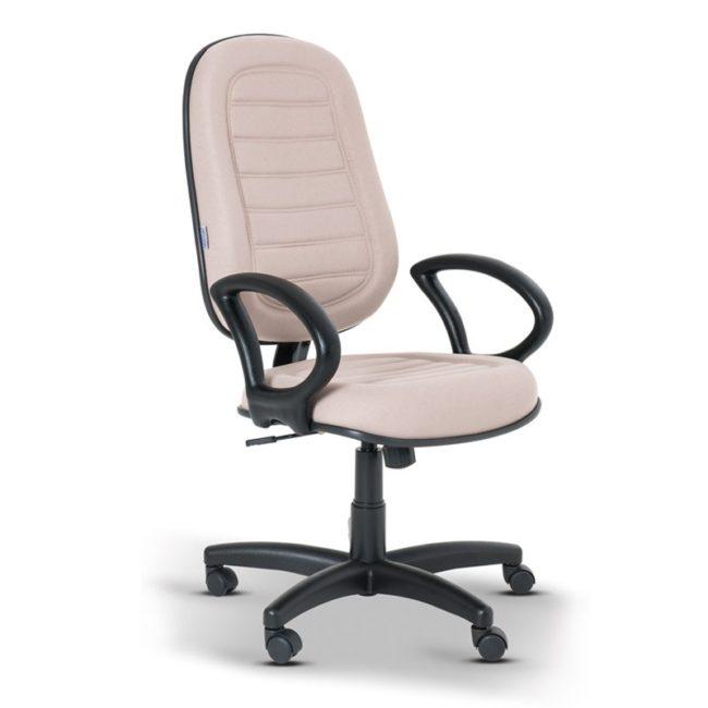 Cadeira Diretor braço fixo