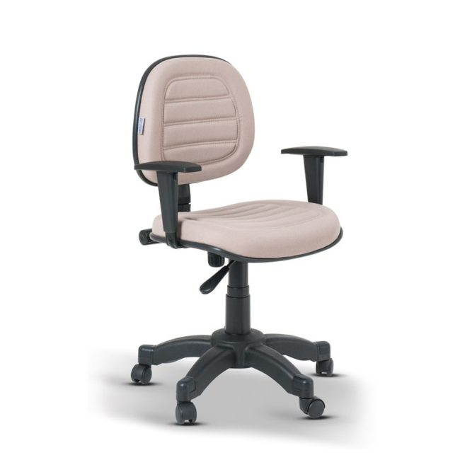 Cadeira Secretária braço Regulável