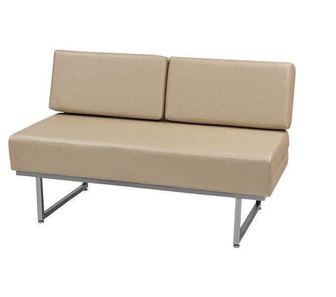 Sofa-cama fixo