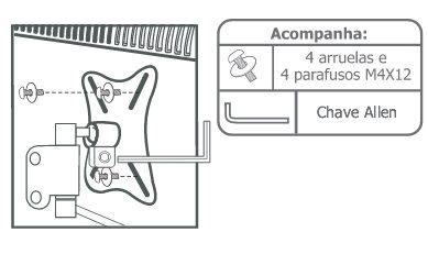 Suporte para monitor LCD Alpha A (3)