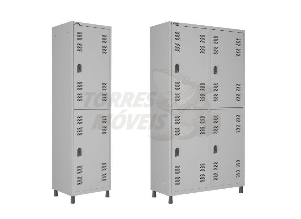 Lockers - roupeiros insalubres