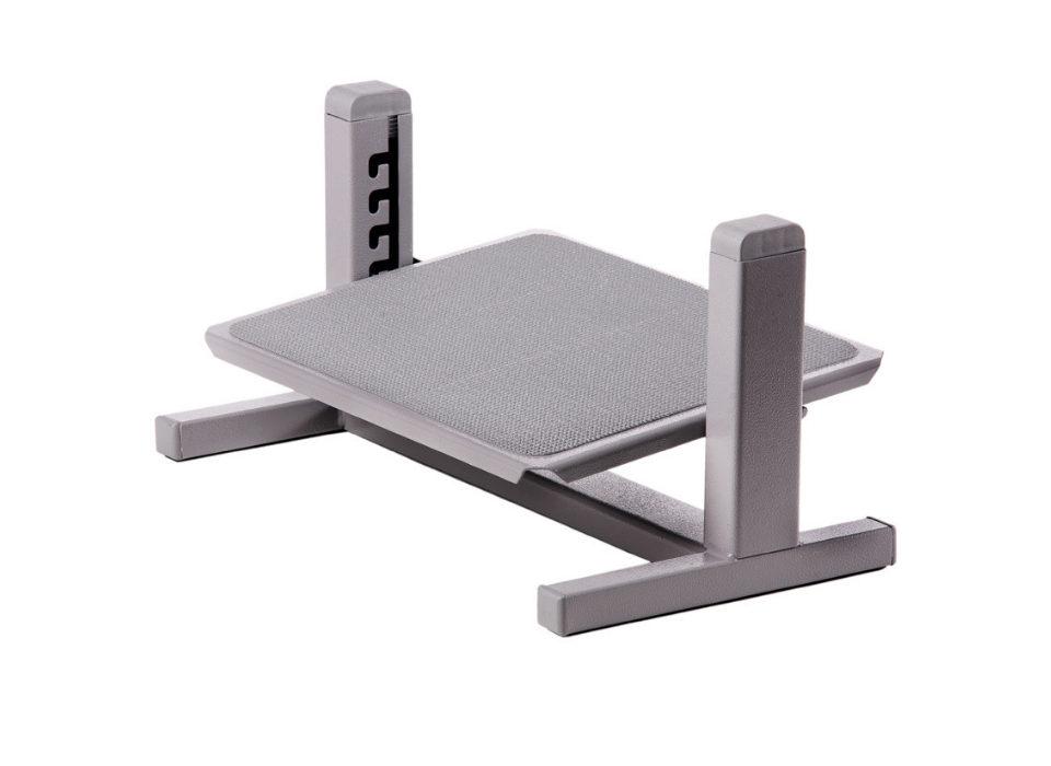 apoio para os pés ergonomico