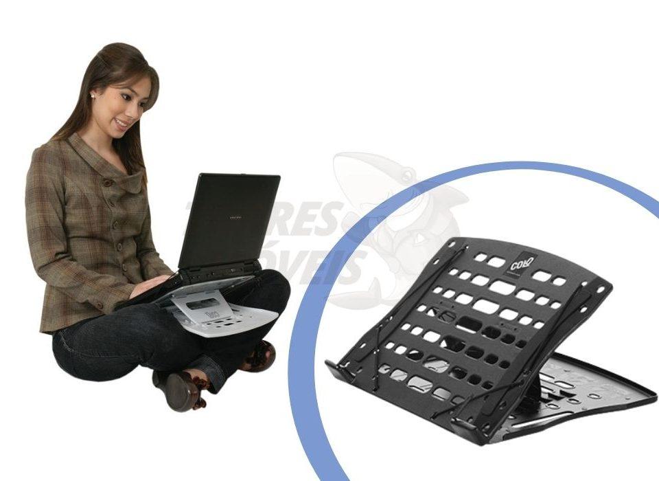 TOR1029 - Suporte de colo para notebook