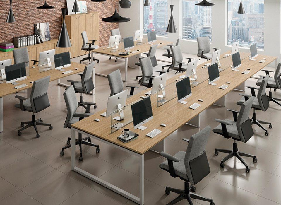 Plataforma de trabalho para empresas - mesas