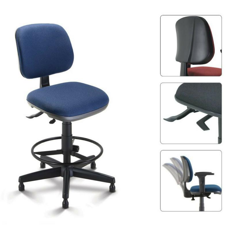 Cadeira Start base caixa sem braços