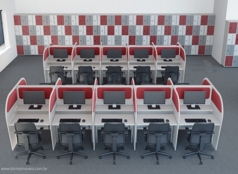 Call center Torres tech - ambientada