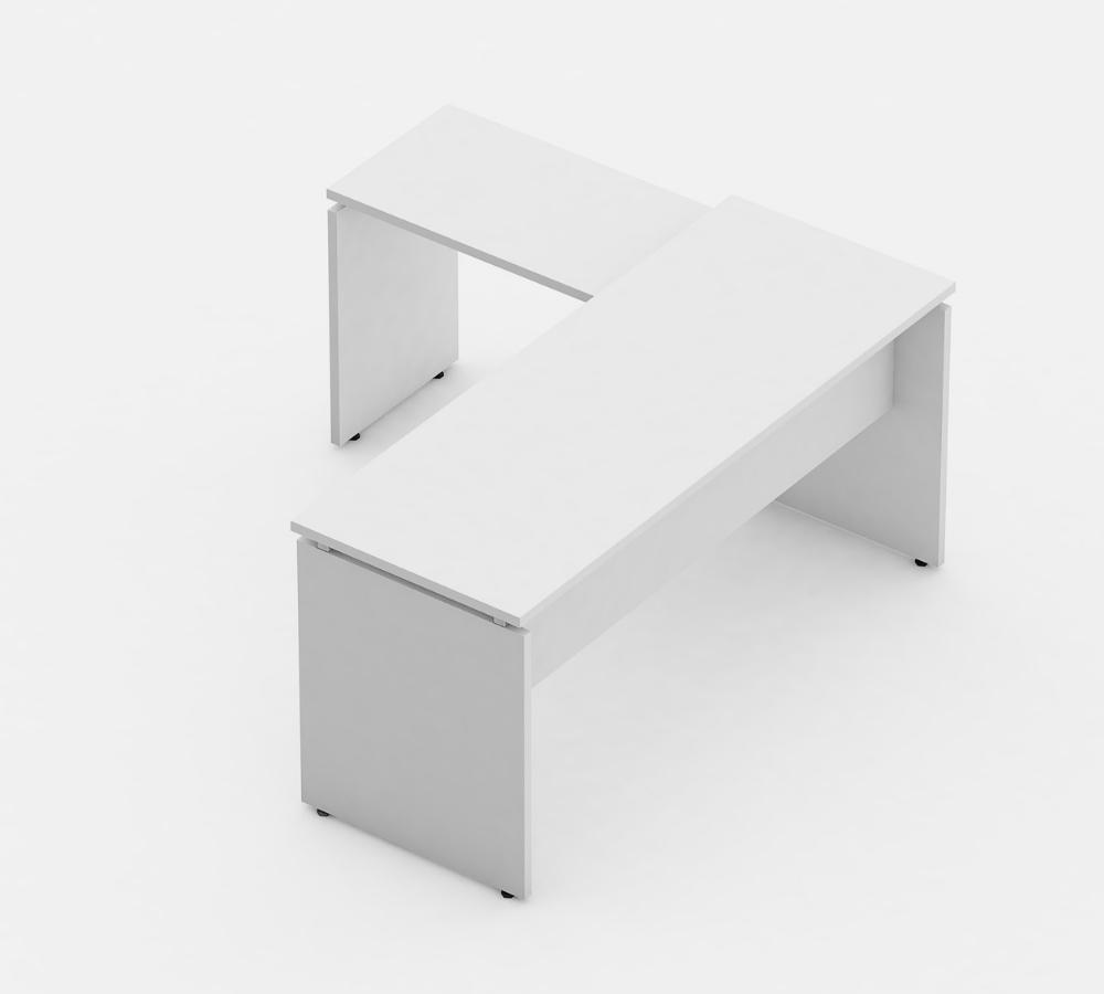 mesa auxiliar com rebaixo linha Torres wood