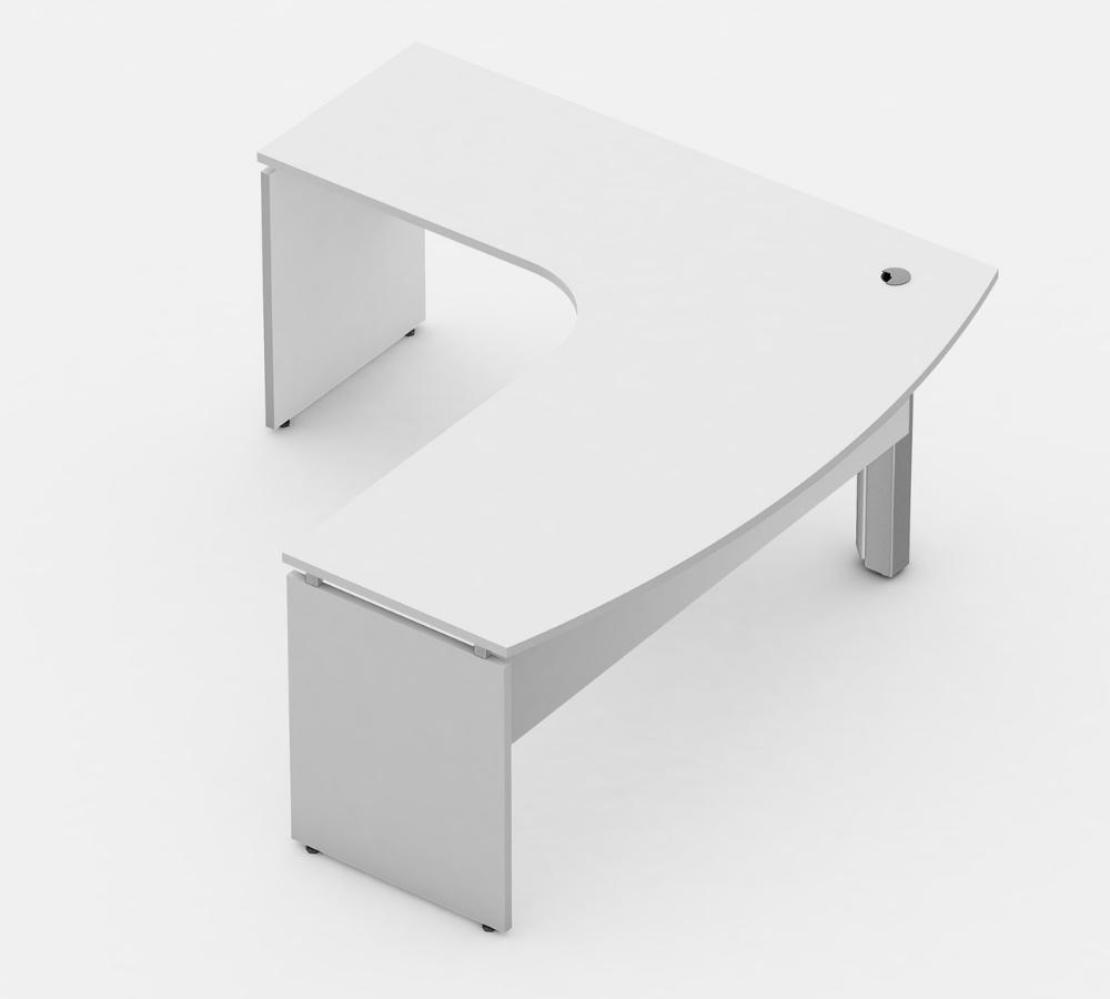 mesa de atendimento linha Torres wood