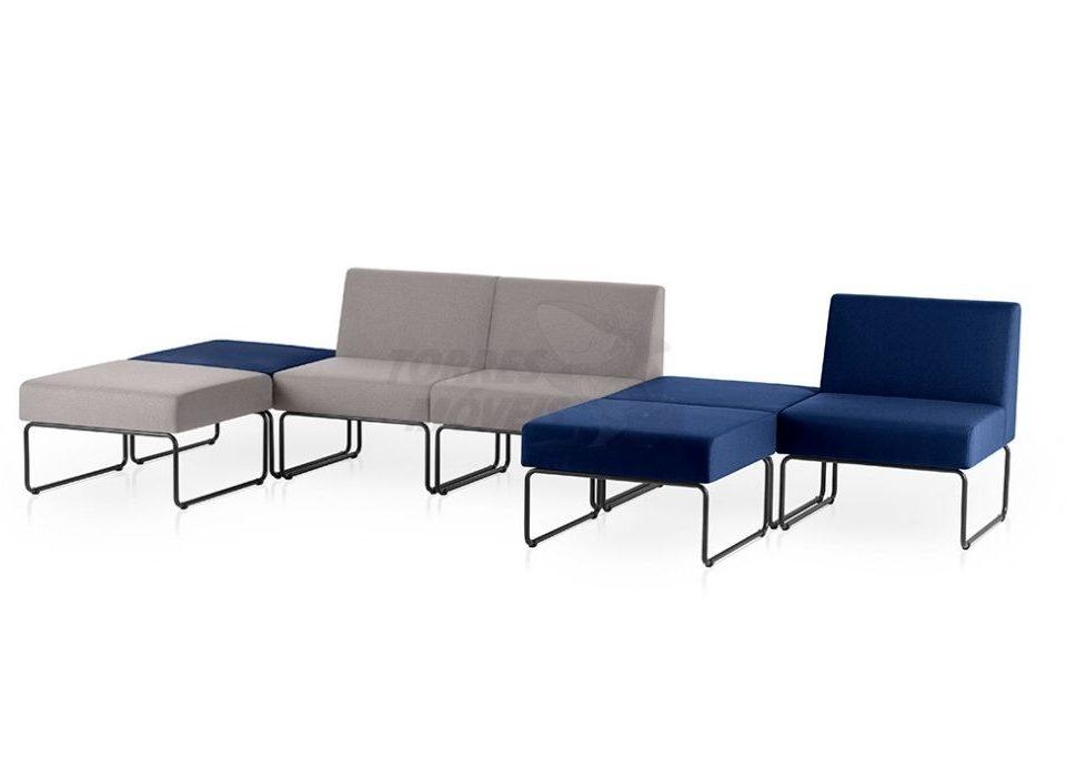 Sofá Torres Pix modular - capa