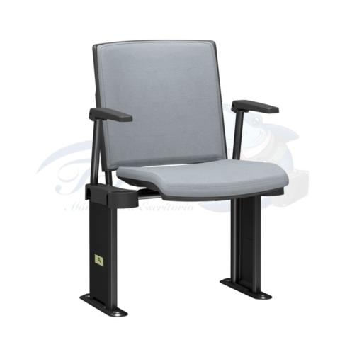 Cadeira Torres Versatile para auditório
