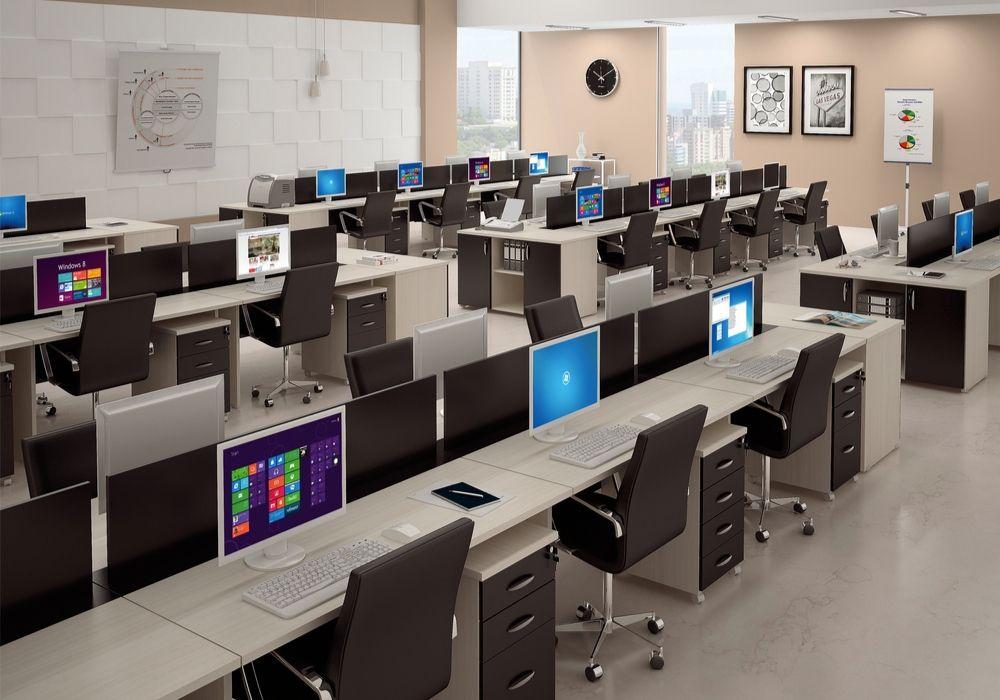 Estação de trabalho Torres Jade
