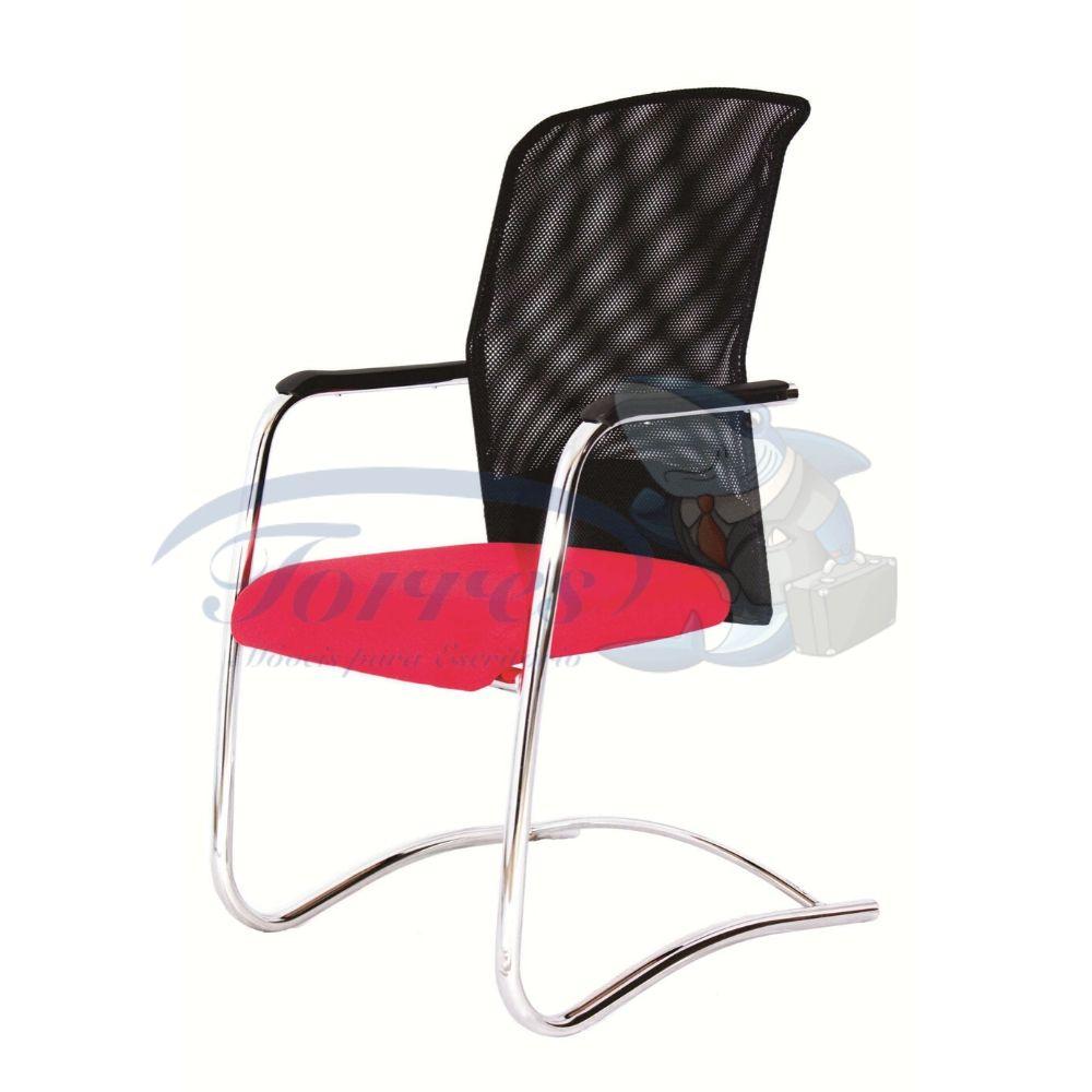 Cadeira Torres Aisha fixa com braço