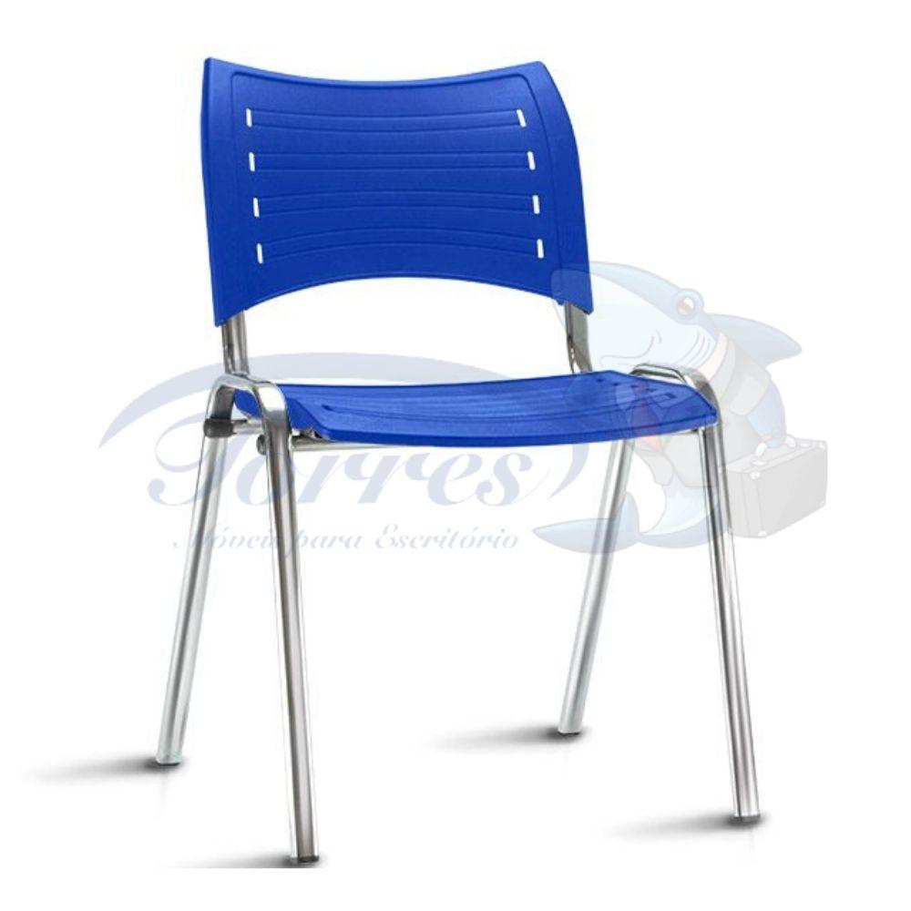 Cadeira Iso Azul - 20