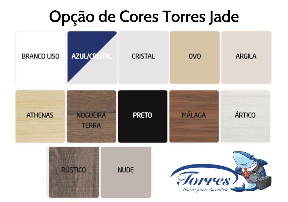 Torres Jade Opção de cores