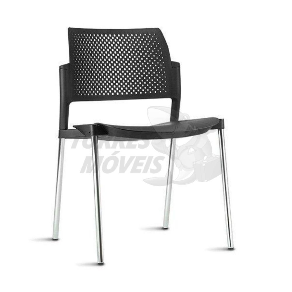 cadeira Kyos 4 pés em polipropileno