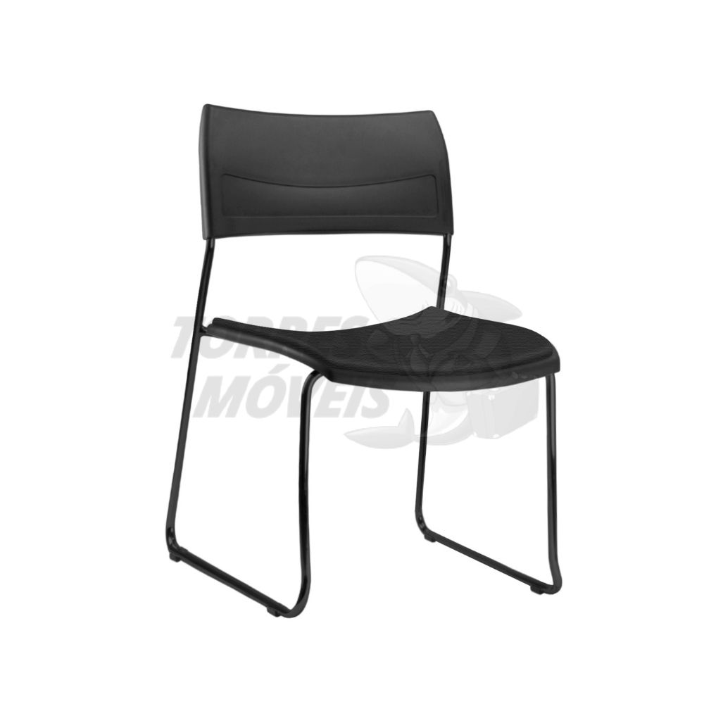 cadeira NINA giratória com braço (2)