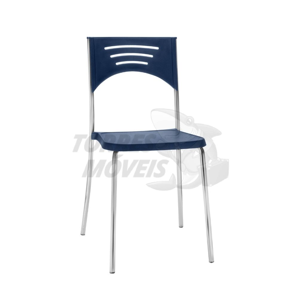 cadeira bliss azul