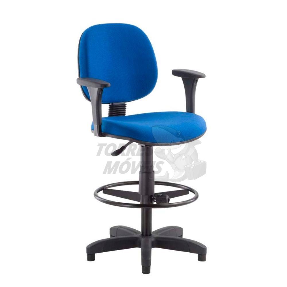 Cadeira Torres Dallas executiva com base caixa