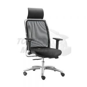 Cadeira Torres Soul com encosto de cabeça