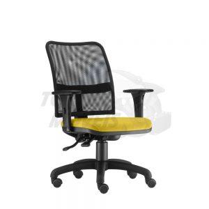 Cadeira Operativa Torres Soul encosto em tela