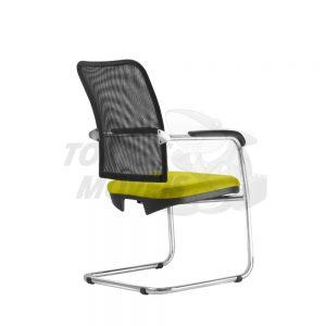 Cadeira Torres Soul Fixa com braço
