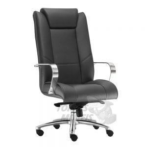 Cadeira Presidente Torres New Onix com encosto de cabeça