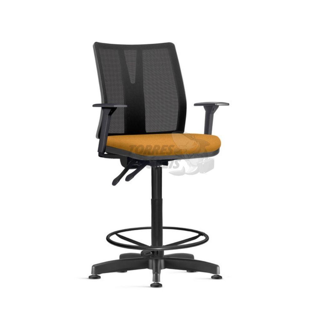 Cadeira caixa torres addit base com aro