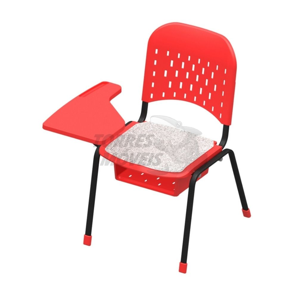 Torres Ava cadeira universitária