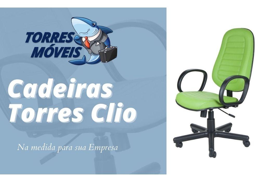Download - Catálogo Cadeiras Torres Clio